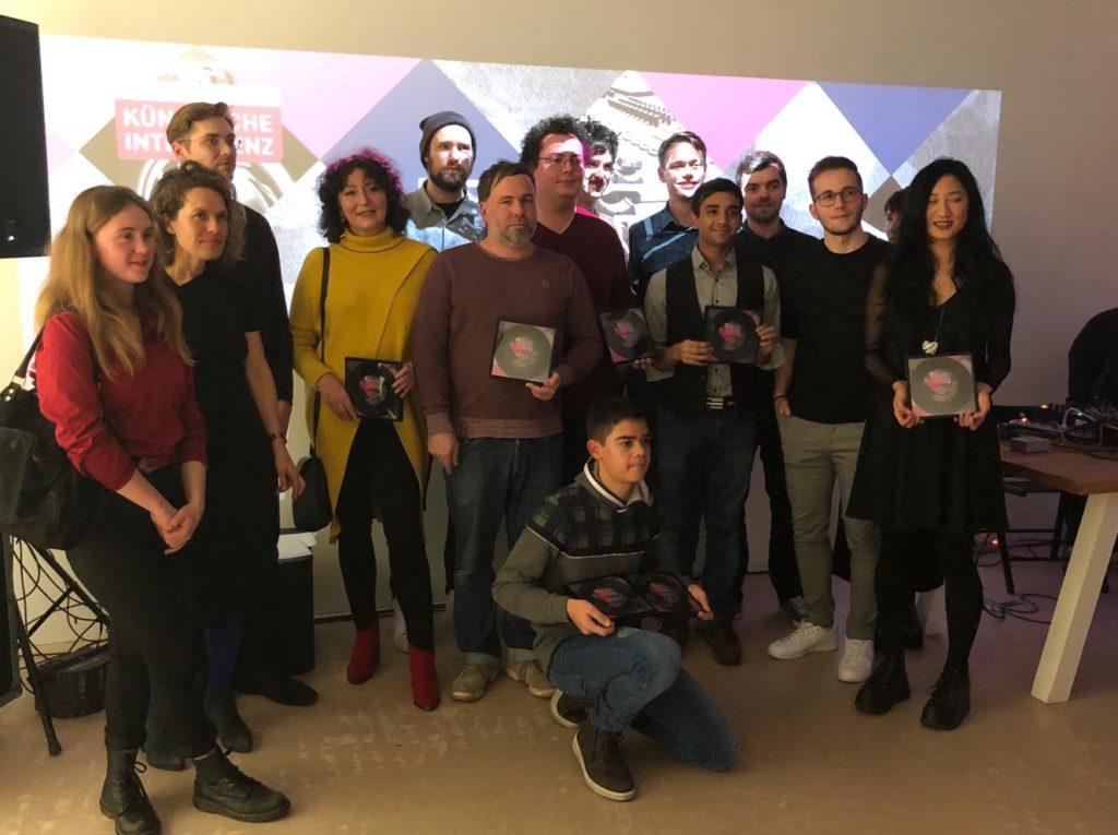 Beats und bits award ceremony winners